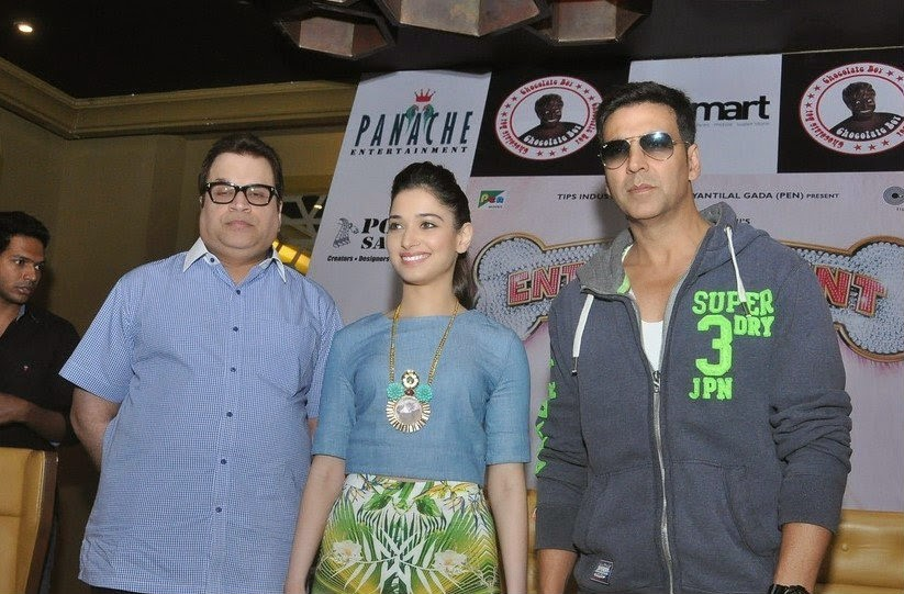 Entertainment Movie Promotion in Hyderabad