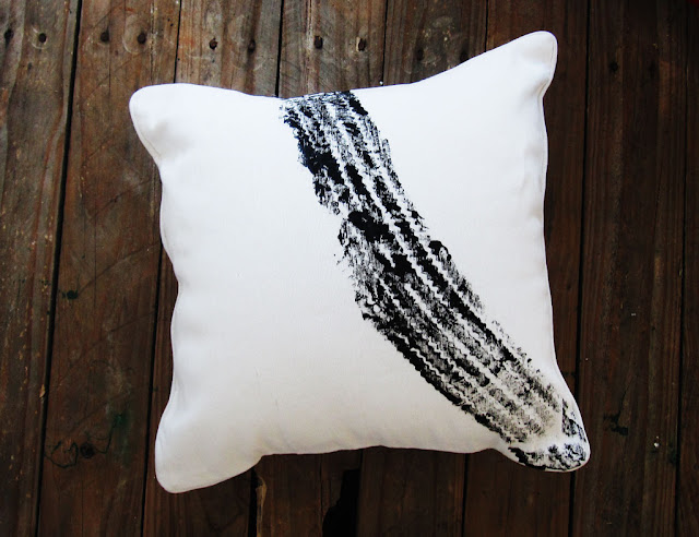 Moto Calico Cushion