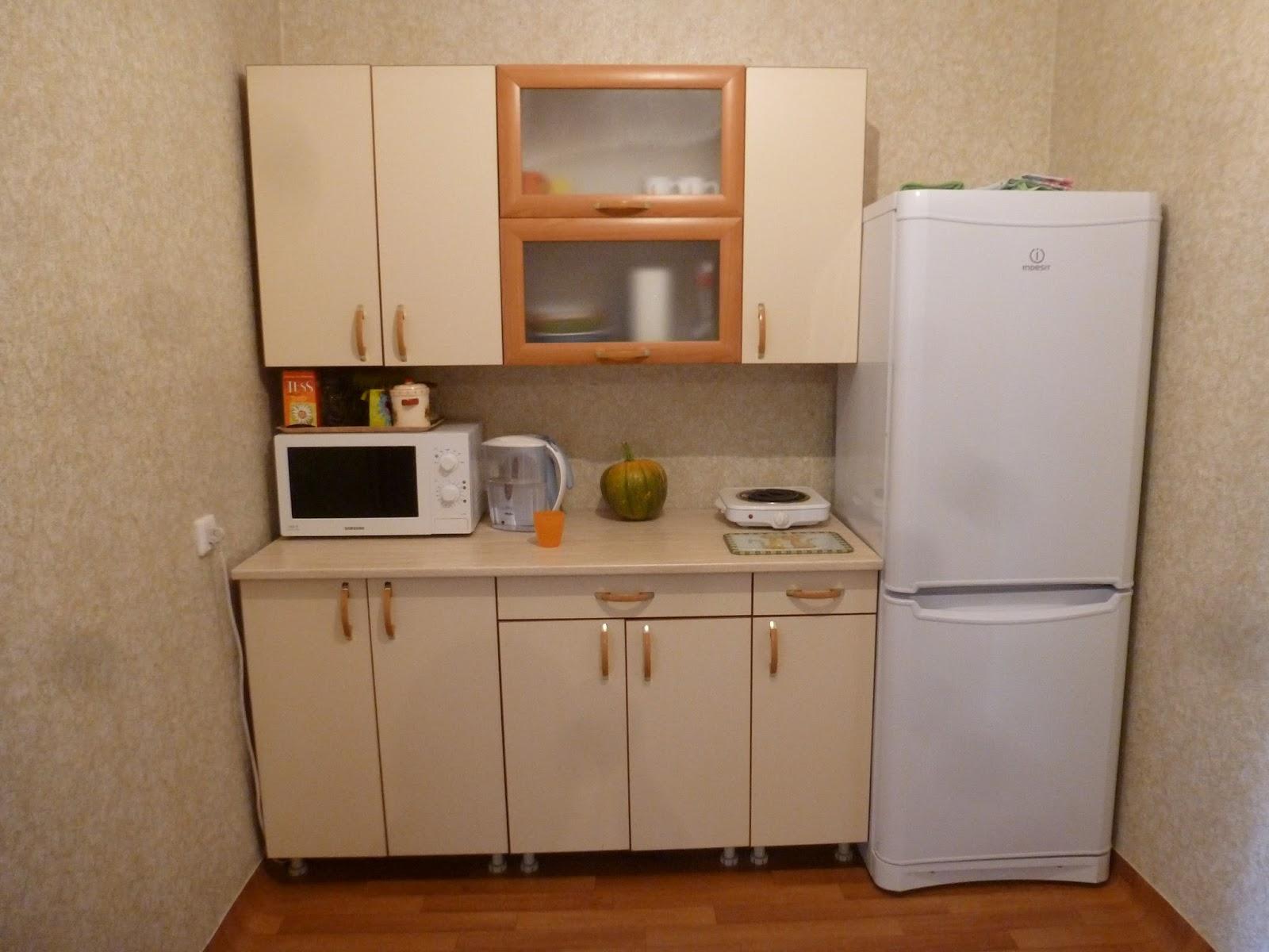 фото кухня в прихожей