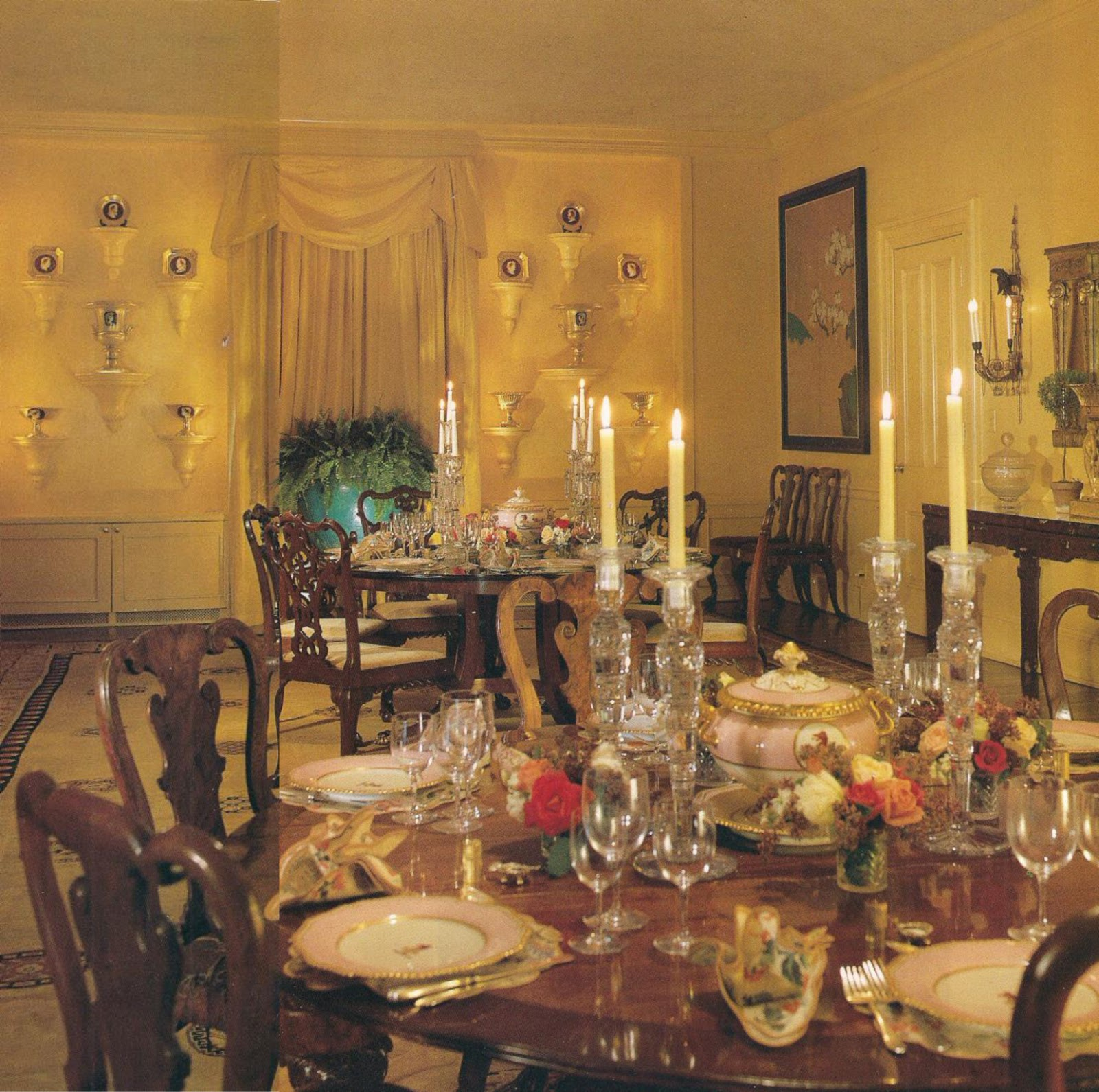 Attractive Furnish The Living Room #1: GrahamK_DiningComp_TheDevotedClassicist.jpg