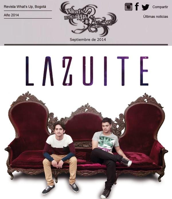 LaZuite-LLEVAME-segundo-sencillo