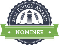 2012 Foggy Award Nominee