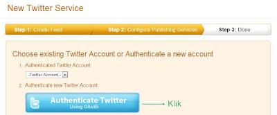 Hubungkan dengan Twitter