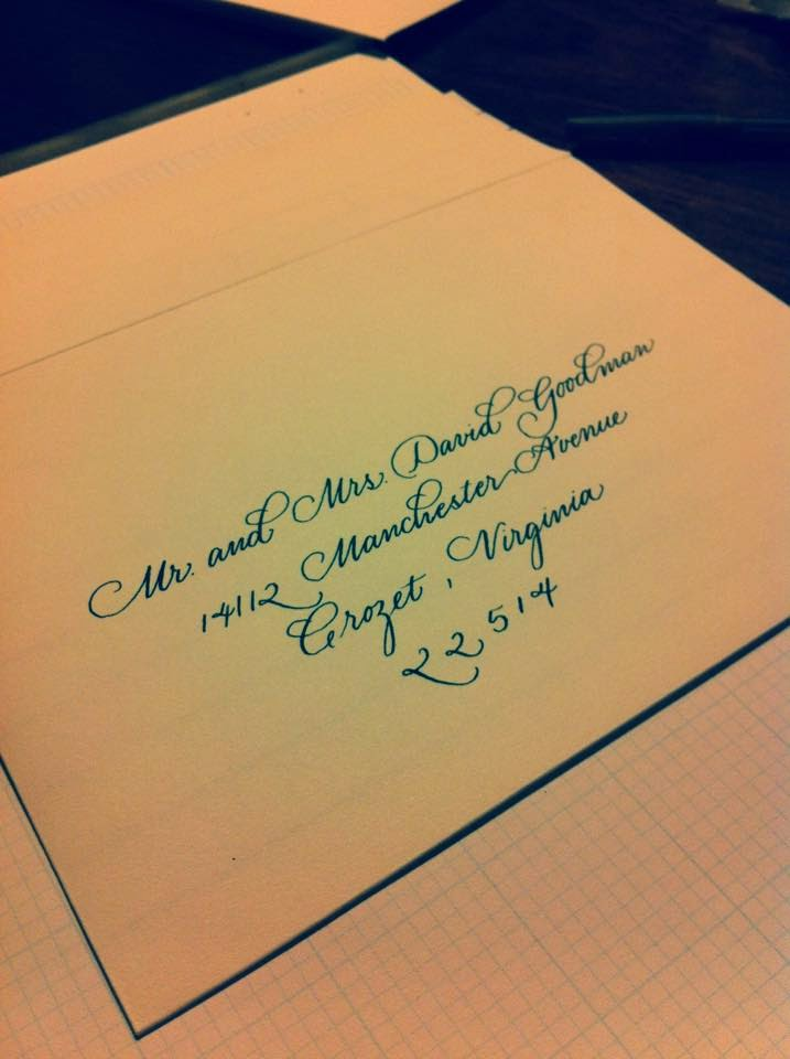elegant calligraphy script