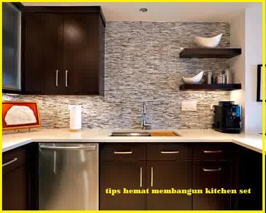 Berapa Harga Kitchen Set Berbahan Kayu Jati Toentang Gallery