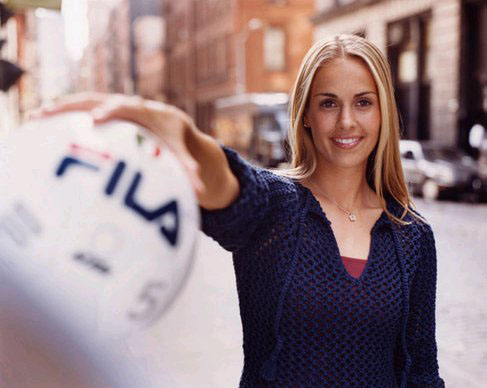 Soccer Freaks: Heather Mitts American Soccer Defender
