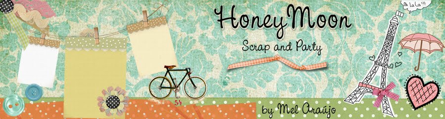 HoneyMoon Scrap and Party