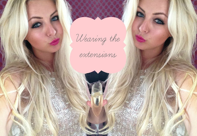 Bobby Glam Double Weft Hair Extensions Review, Kayleigh Louise Johnson, UK Beauty Blogger, UK Beauty Blog, Beauty Blogger Couture Girl Blogspot, Bobby Glam Hair Extensions Review, Bobby Glam Hair Extensions, Blonde Hair Extensions, Hair Extensions Review