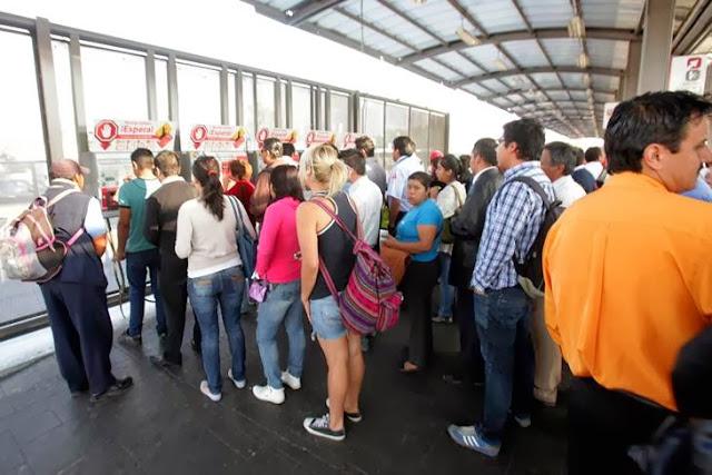 Odisea en el Metro de México
