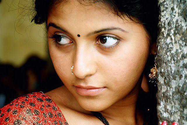 Anjali hot eyes