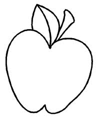 drawing and coloring blog fruits kids coloring pages