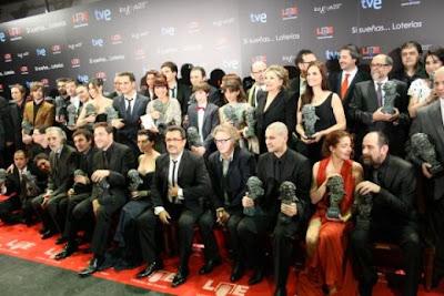 25. GOYA Ödülleri Kazananları