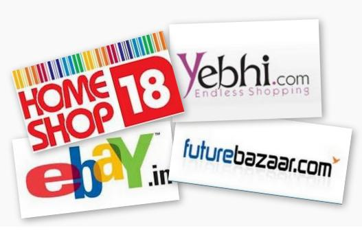 List of Best Indian Online Shopping Sites of 2012