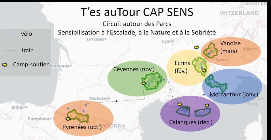 CAP SENS