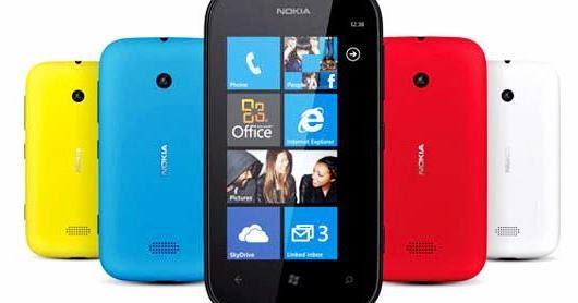 Spesifikasi Dan Harga Nokia Lumia 510