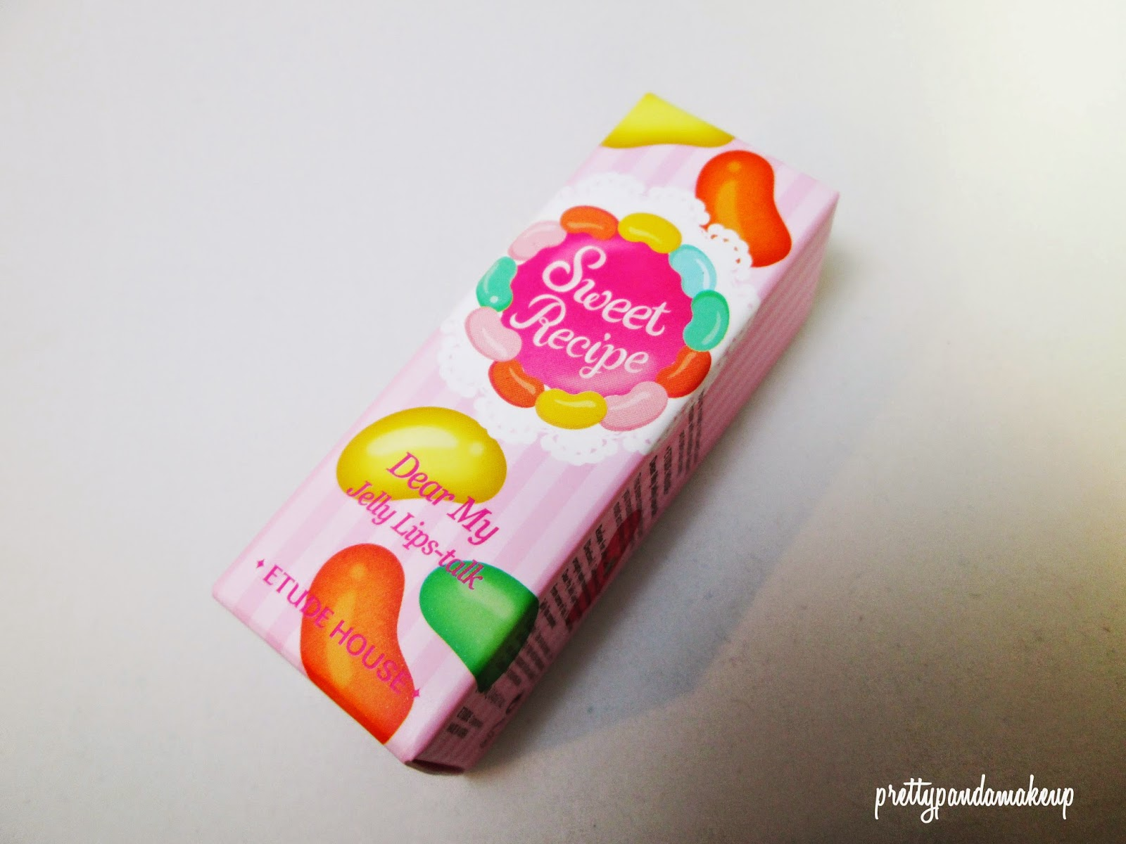 etude house sweet recipe dear my jelly lips-talk review