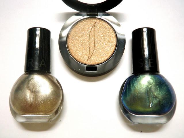 SEPHORA MINI HAUL  with Sephora long lasting mono eyeshadow in the color So Elegant #51, Sephora metallic nail polish in Moody Woman #67 and Sephora matte nail polish in Any Way Any Where #78 .