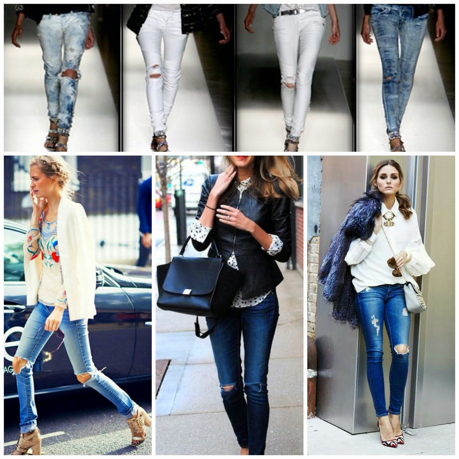 Skinny jeans going out of style