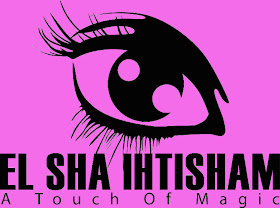 A TOUCH OF MAGIC BY SHASHA- Click di sini!!!