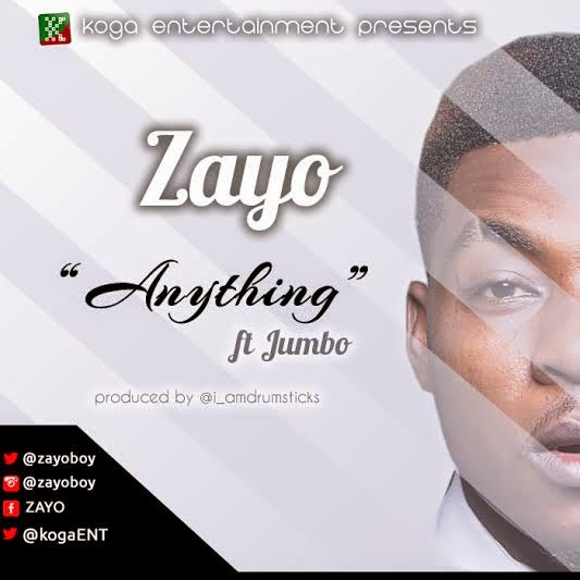 Zayo out with 'Anything'