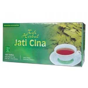 TEH HERBAL JATI CINA - Gusti Herbal, Herbal Bandung, Madu ...