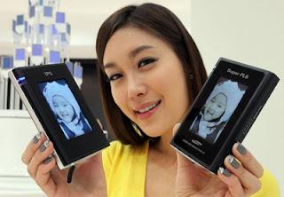 Samsung showcases Super PLS displays 3