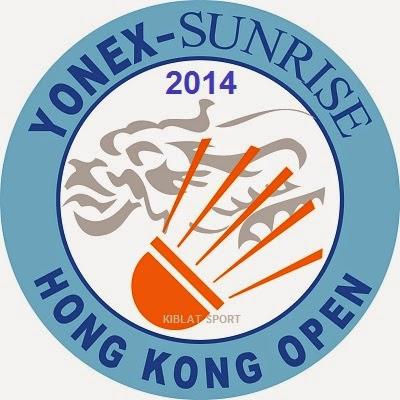 Jadwal Hasil Pertandingan Babak 8 Besar Hong Kong Open Super Series 2014