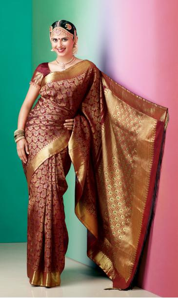 RMKV wedding sarees