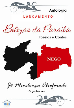 LIVRO BELEZAS DA PARAIBA:POESIAS E CONTOS. Lançamento ao preço R$ 20,00  prestigiem os autores.