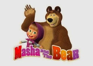 Download Game Masha and The Bear Apk for Android 2014