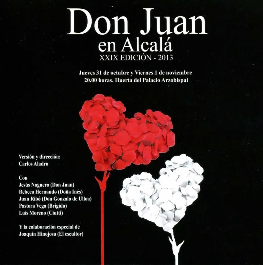 Don Juan Tenorio, Literaturas Hispánicas