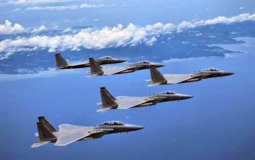 Các máy bay chiến đấu của Nhật