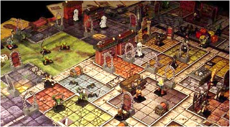 Ludoteca di como gdr e boardgames heroquest il gioco da - Dungeon gioco da tavolo ...