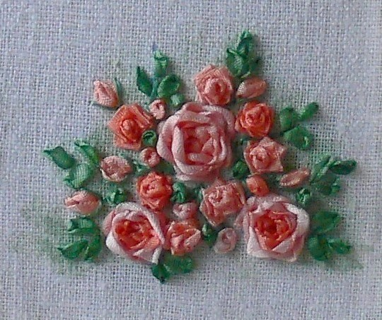 Creative Craft Retreat Silk Ribbon Embroidery