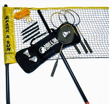Enter to win the Badminton Summertime Fun Giveaway. Ends 5/9.
