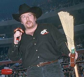WCW - Edward Ferrara-Oklahoma