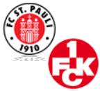 FC St. Pauli - FC Kaiserslautern