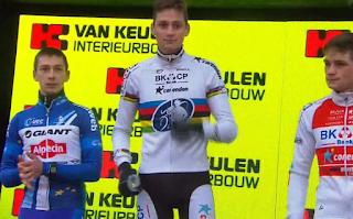 Championnat des Pays-Bas cyclo-cross van der Poel