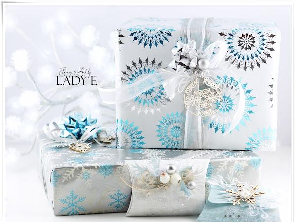 Big & small gift wrapping / Pakuję prezenty duże i małe
