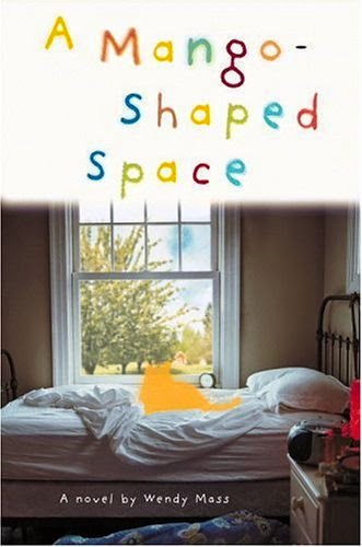 Book cover of A Mango-Shaped Space by Wendy Mass