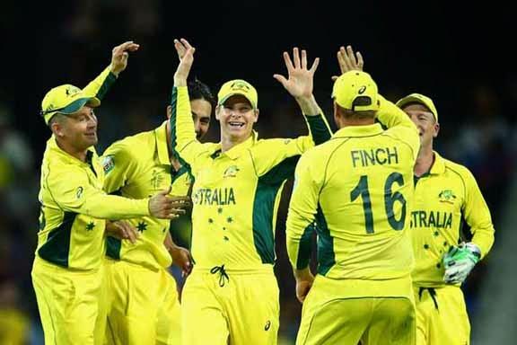 India, The Cricket World Cup, Australia, ICC World Cup 2015, Australia beats India