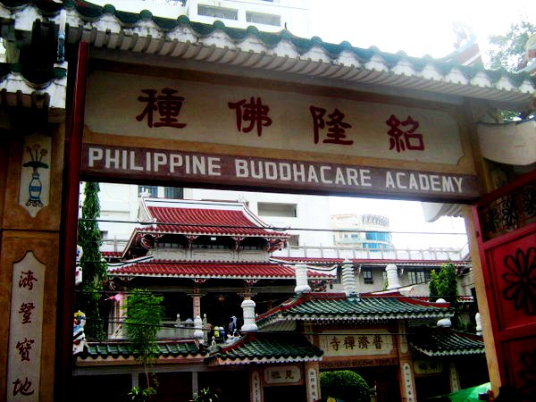 Aventures sont  l&#39;aventure: Thousand Buddha Temple and Philippine ...