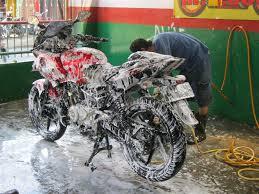 Analisa Usaha Cuci Motor Menguntungkan