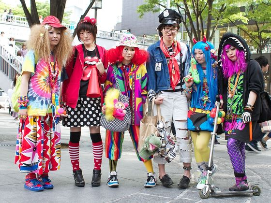 New Fashion Info Japanese Street Fashion Styles