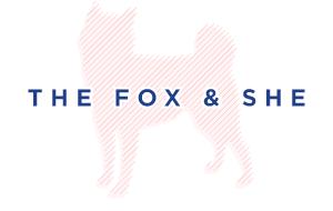 The Fox & She Logo