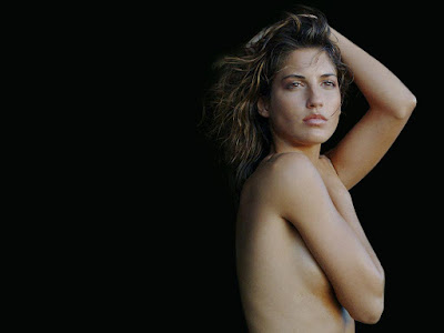 Hot Model Sarah Karges Nude Wallpaper