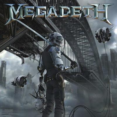 megadeth - dystopia - cover album - 2016
