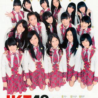 JKT48 - Gomen Ne, Summer Maafkan Summer