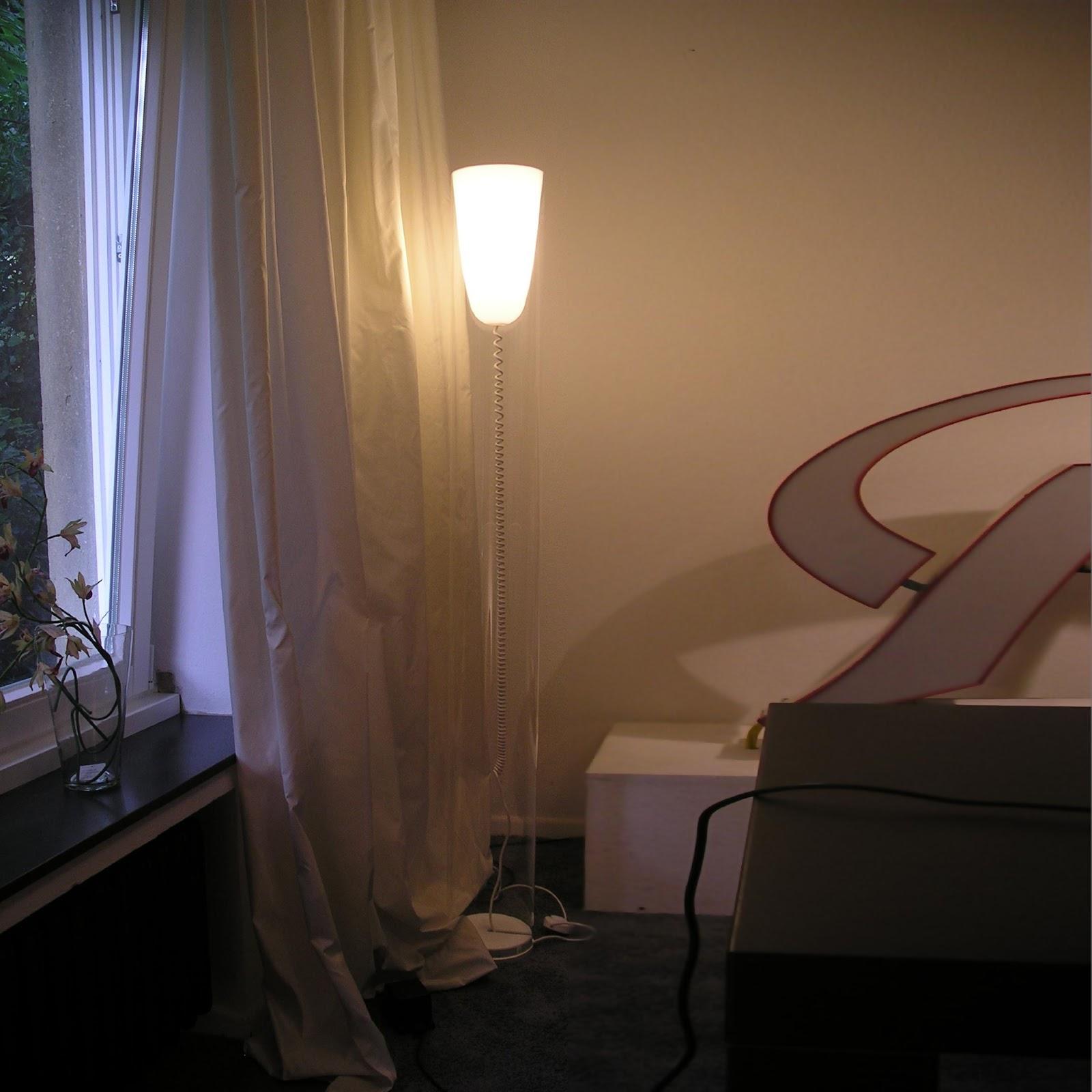 Modern Quot Toobe Quot Ferruccio Laviani Kartell Toobe Floor Lamp