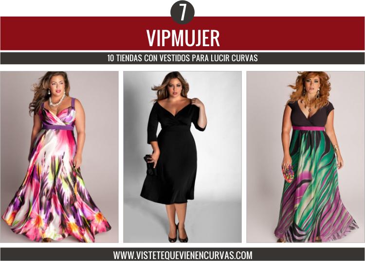 VÍSTETE QUE VIENEN CURVAS ¡Tengo una boda! 10 Tiendas donde encontrar vestidos en talla grande